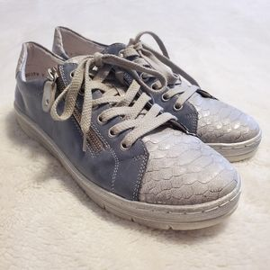Remonte Leather Lace or Zip Up Sneakers